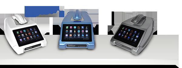 Denovix DS-11 microvolume UV/Vis spectrophotometers